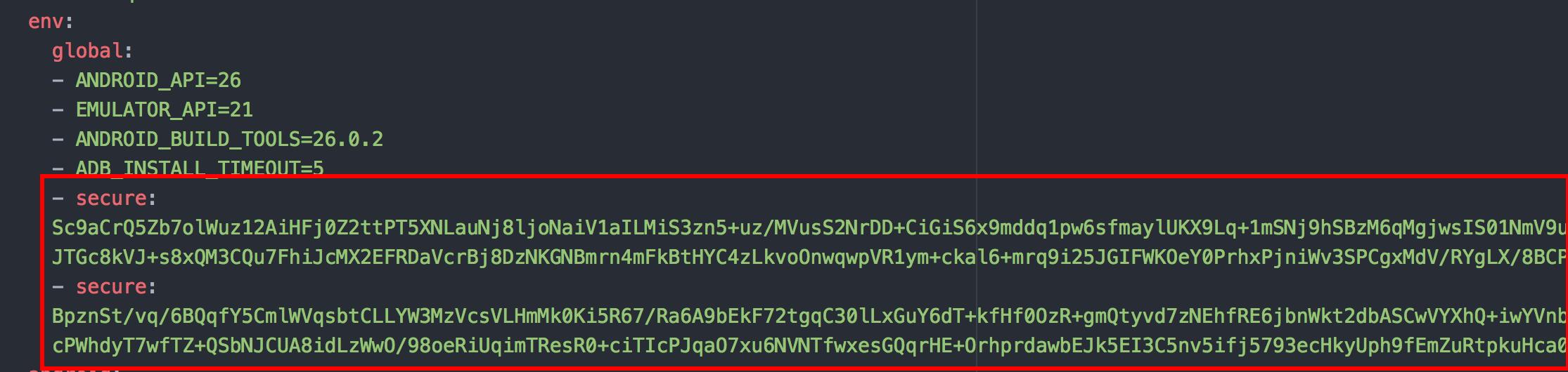 命令加密秘钥输出